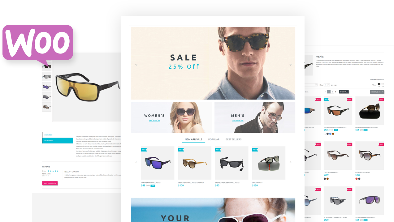 monstroid woocommerce