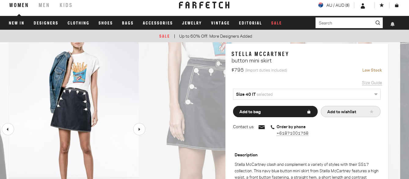 farfetch.com shop